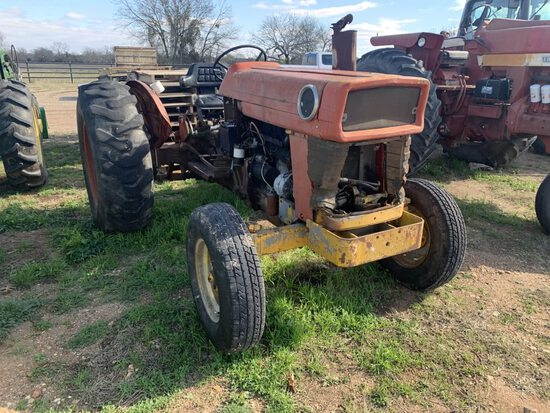 NOT SOLD Massey Ferguson 135