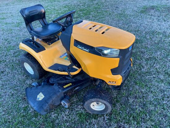 "NOT SOLD Cub Cadett XT1 w/ 50""cut"
