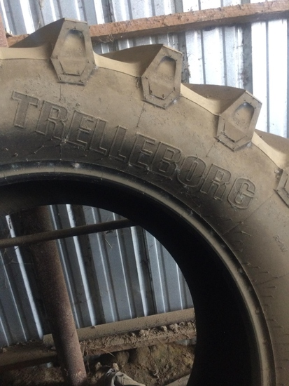 NOT SOLD NEW 650/65 R38 Trelleborg