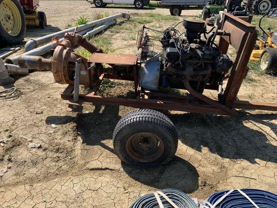 Propane Water pump