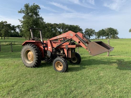 Massey Ferguson 231 Tractor 5681