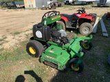 John Deere Stand On Mower 661R-QT MCDT010332