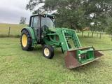 John Deere 6320 Tractor w Loader