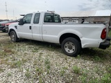 2008 Ford F250 5.4 Vin: 1FTSX20588EA12083