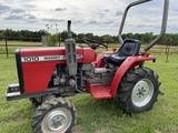 Massey Ferguson 1010 Tractor MFWD