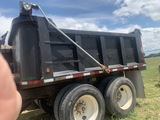 13yd Pup Trailer Freight Trailer 124