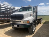 Sterling by Freightliner Flatbed Truck unk