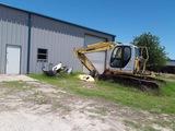 Kobelco 135LCsr Excavator