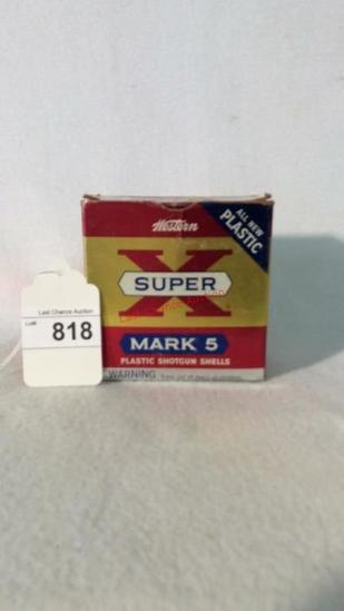 Western Mark 5 Super X Shotgun Shells 12ga