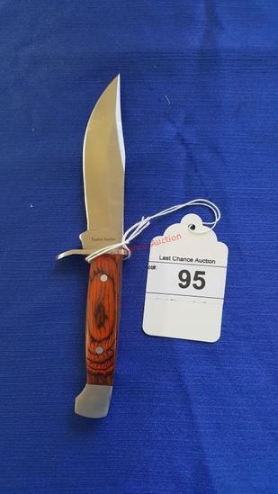 Timber Rattler Knife No Scabbard