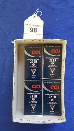CCL 22LR Ammo