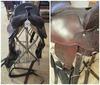 Saddle & Saddle stand