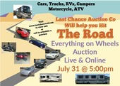 Everything on Wheels Auction