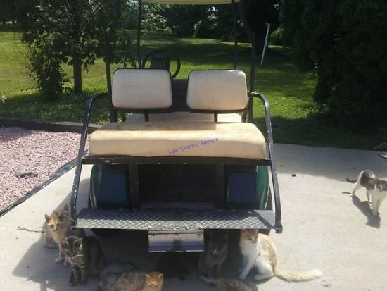 2000 Club Golf Cart