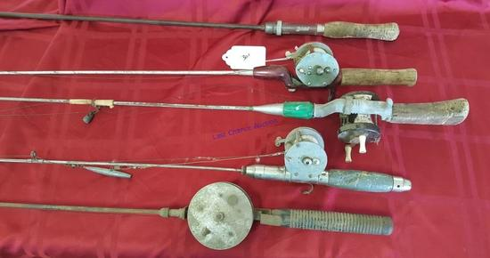 Vintage Fishing Rods