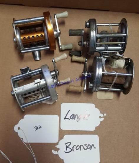 Langley & Bonon Reels