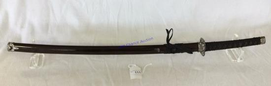 Decorative Samurai Sword