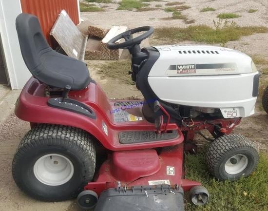 White Super 50 Lawnmower