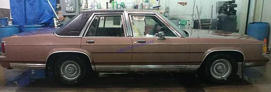 1991 Ford LTD CROWN VICK