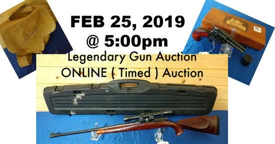 Legendary Auction (FEBRUARY 2019)