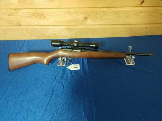 Ruger 1022 Youth Model .22cal Rifle