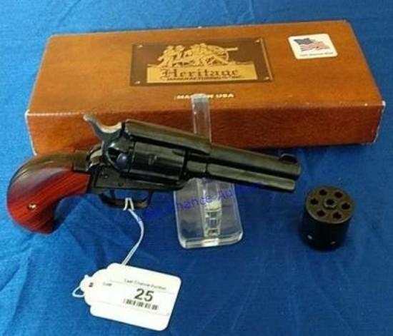 Heritage Rough Rider 22LR & 22 Mag Revolver