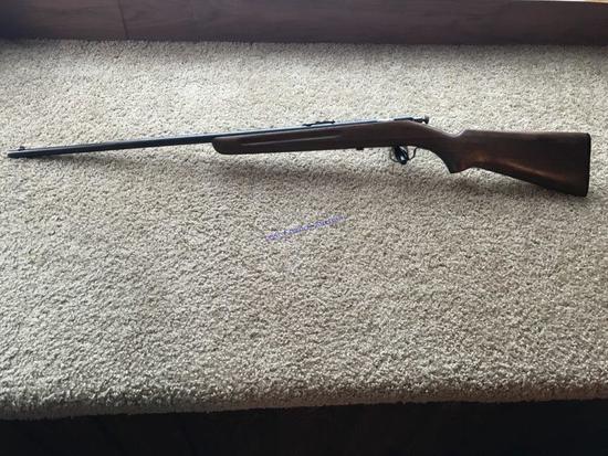 Winchester Model 67 22cal Rifle ( Delay Photo)
