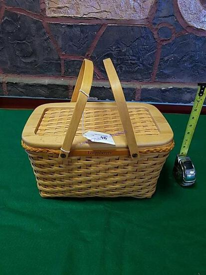 Longaberger 2000 founders Market Basket