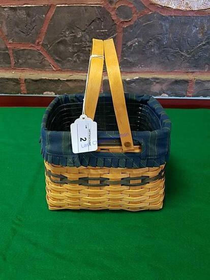 Longaberger Harbor Basket