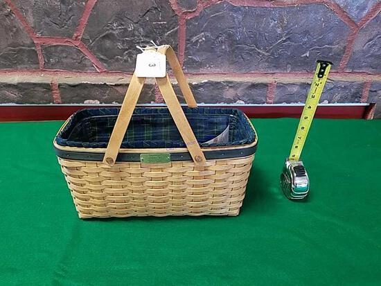Longaberger Membership Basket
