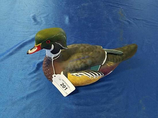 Ducks Unlimited Wood Duck Decoy