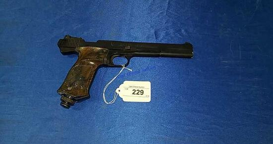 Smith and Wesson 78G .22cal Pellet Pistol