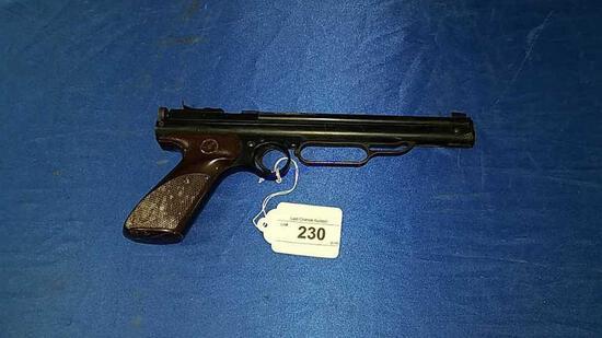 Crosman Pump Pellet Pistol .22cal
