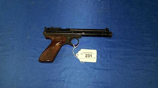 Crosman Model 116 .22cal Pellet Pistol
