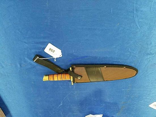 Rough Rider Bowie Knife