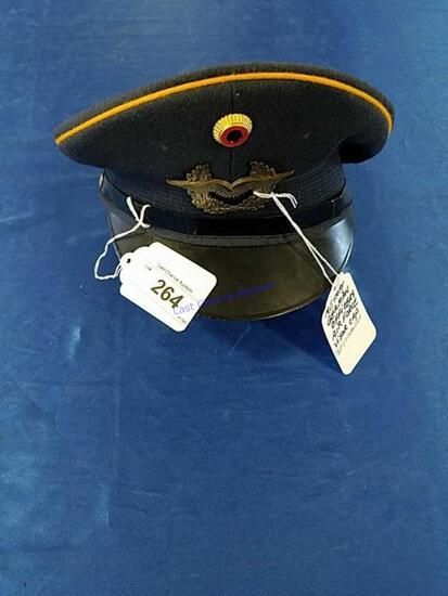 MIlitary German Air Force Visor Cap