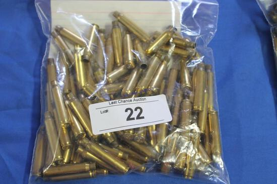 1lb of .223 5th Time Brass
