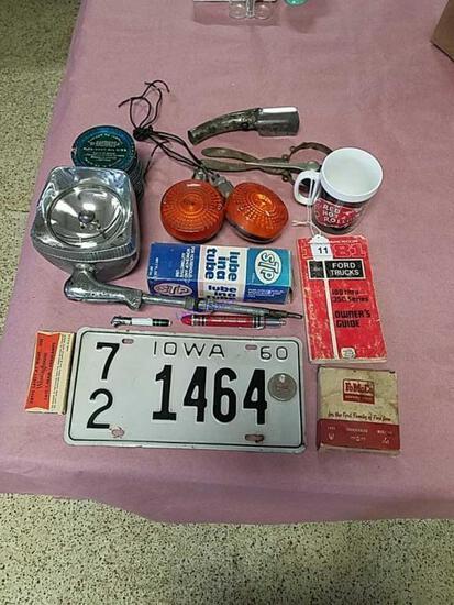 Vintage Automotive Items