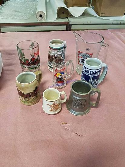 Anhueser Busch and Budweiser Collectables