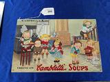 Campbell's Soup Tin Sign