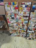 Large Collection of Matchbooks