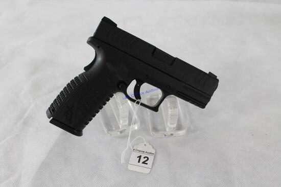 Springfield Armory XDM-40 .40 S&W Pistol LN