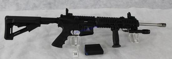 Palmetto PA15 6.8 spc Rifle Used