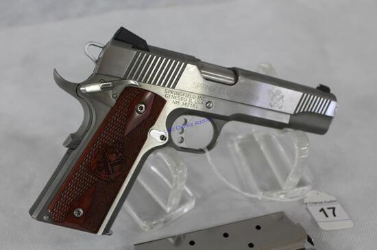 Springfield Armory 1911A1 .45acp Pistol Used