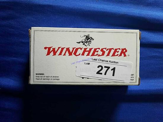 50ct WInchester 9mm Luger 147gr TCMC