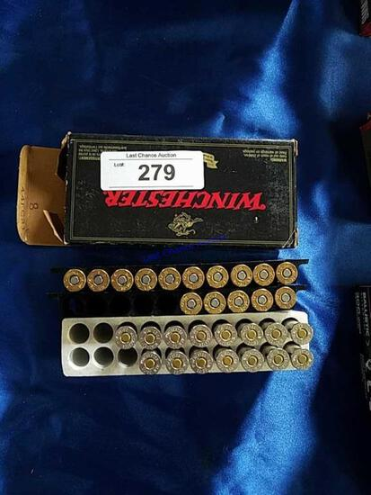 30 Rounds of 30-30 Ammo