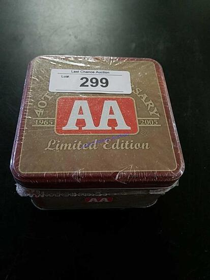 Winchester AA 40th Anniversary Limited Ed Tin