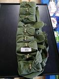 Ammo Belt with 6 20ct boxes of 7.62x39