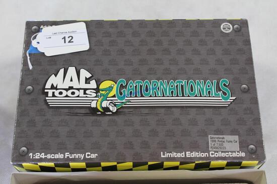 1:24 Scale Gatornationals 1998 Pontiac Car