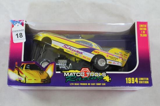 1:24 Scale Matco 1994 Dean Skuza Funny Car